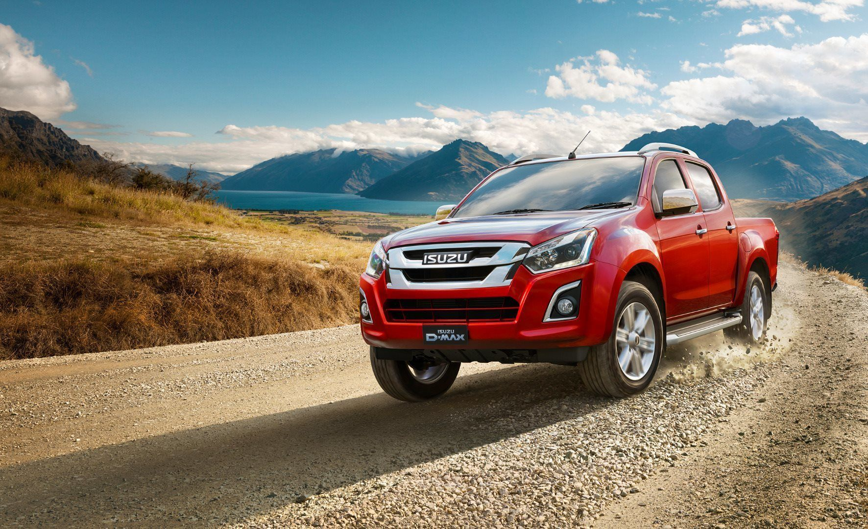 NEW GENERATION D-MAX RANGE AND PRICING ANNOUNCED
